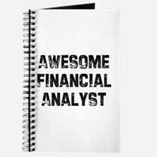Awesome Financial Analyst Journal