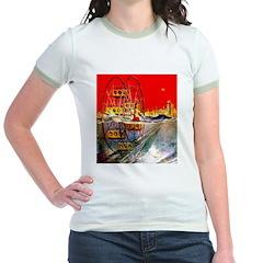 Sea-Going Ferris Wheel T