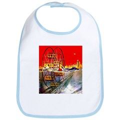 Sea-Going Ferris Wheel Bib