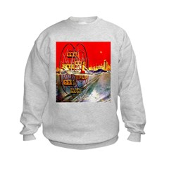 Sea-Going Ferris Wheel Sweatshirt