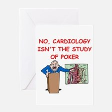 cardiology Greeting Cards