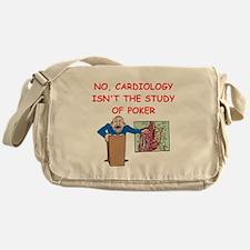 cardiology Messenger Bag