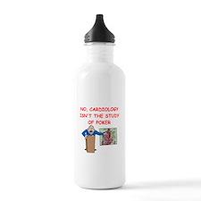 cardiology Water Bottle