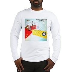 Wireless Signals Long Sleeve T-Shirt