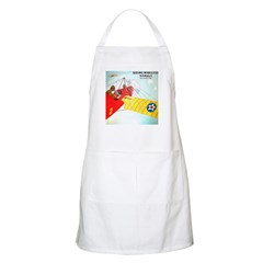 Wireless Signals BBQ Apron