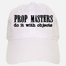 Prop Masters do it with Objec Baseball Baseball Cap