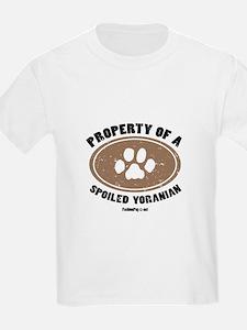 Yoranian dog Kids T-Shirt