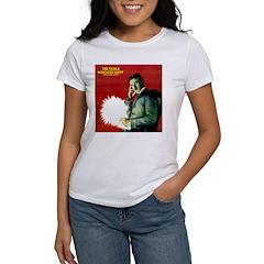 Tesla Wireless Light Women's T-Shirt