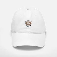 Wolamute dog Baseball Baseball Cap