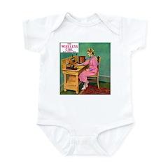 The Wireless Girl Infant Bodysuit