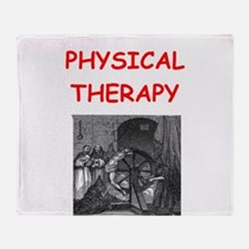PHYSICAL2 Throw Blanket