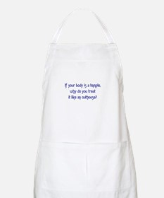 If Your Body is a Temple Apron