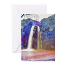 Havasu Falls Dream Greeting Cards (6)