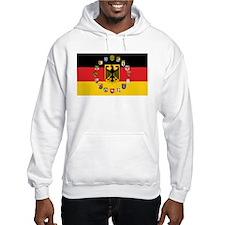 German Flag with State Arms Hoodie