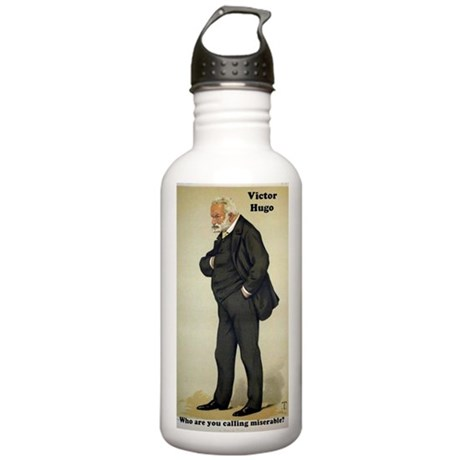 Victor Hugo Stainless Water Bottle 1.0L