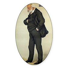 Victor Hugo Decal