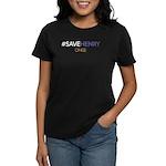 #SAVEHENRY Women's Dark T-Shirt
