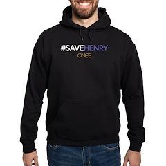 #SAVEHENRY Hoodie (dark)