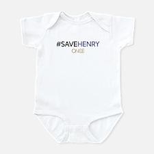 #SAVEHENRY Infant Bodysuit
