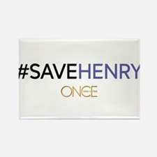#SAVEHENRY Rectangle Magnet