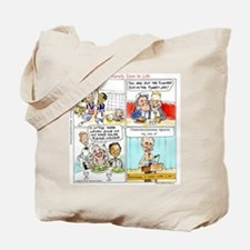 Current Events That Never Happened Tote Bag