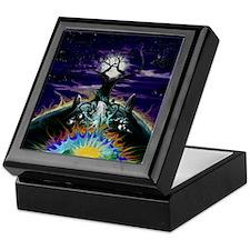 Mystic Tree Trinket Box