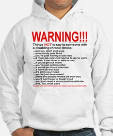 Disabling Chronic Illness Hoodie