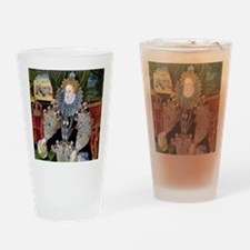 Defeat of the Armada Drinking Glass