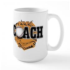 Baseball Coach Mug