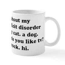ADD FUNNY HUMOR QUOTE Mug
