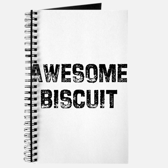 Awesome Biscuit Journal