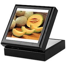 Cantaloupe Keepsake Box