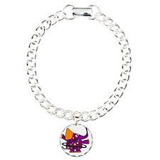 Fun Purple Elephant Usin Bracelet
