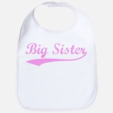 Vintage (Pink) Big Sister Bib