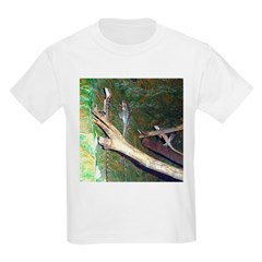 striped basilisk Kids T-Shirt