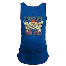 PirateLatrell.png Maternity Tank Top