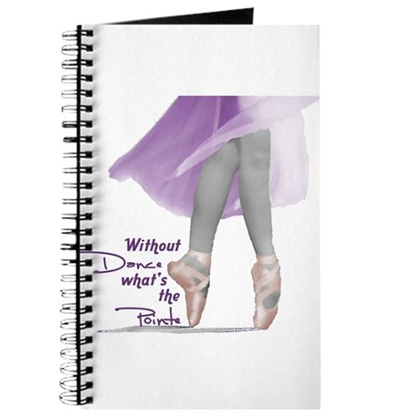 Without Dance what's the Poin Journal
