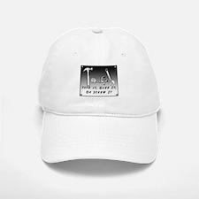 Tech Baseball Baseball Cap - Tape it, Glue it, Screw it