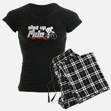 Shut Up and Ride Pajamas