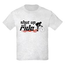 Shut Up and Ride T-Shirt