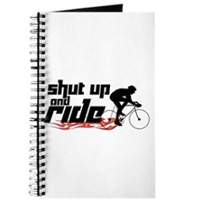 Shut Up and Ride Journal