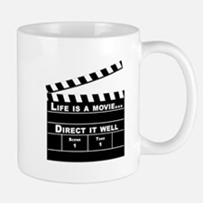 Life is a Movie, Direct it well - Mug