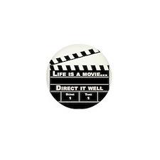 Cute Moviestar Mini Button