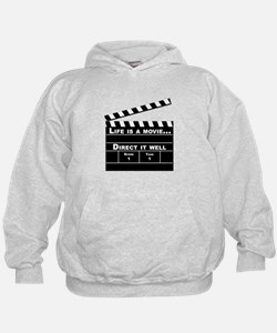 Funny Movies and television Hoodie