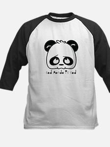 Sad Panda is sad Baseball Jersey