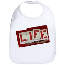 Life is a Musical Bib