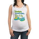 LTIntroGreatestDaddy copy.png Maternity Tank Top