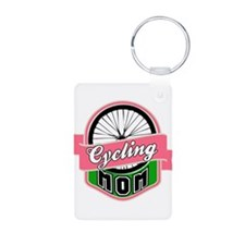 Cycling Mom Keychains