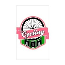 Cycling Mom Decal