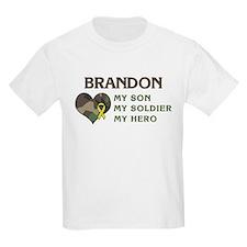 Brandon: My Hero Kids T-Shirt